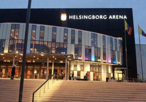 Helsingborgs Arena, Helsingborg 2012